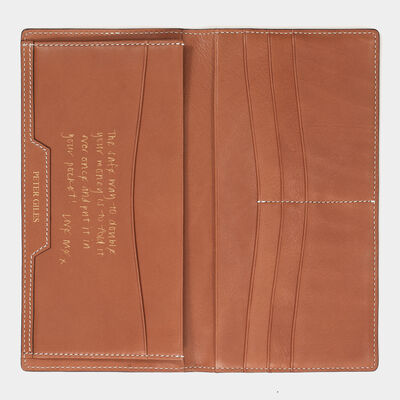 Bespoke Slimline Wallet by Anya Hindmarch