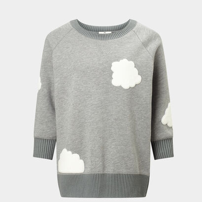 Cloud Sweatshirt by Anya Hindmarch