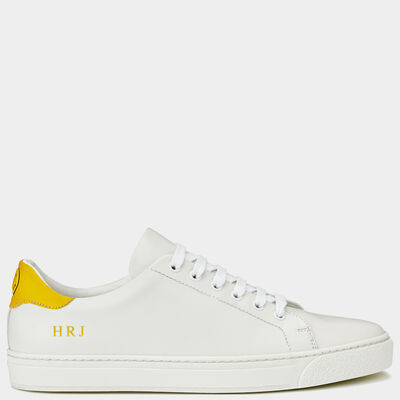 Wink Tennis Shoe by Anya Hindmarch