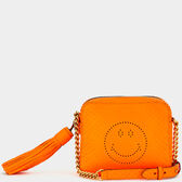 Python Smiley Cross-Body