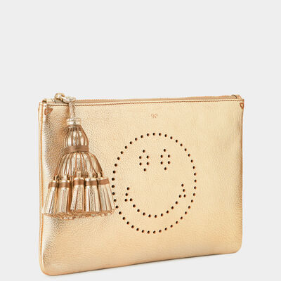 Smiley Georgiana by Anya Hindmarch