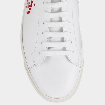 Space Invaders Tennis Shoe
