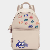Space Invaders Mini Backpack