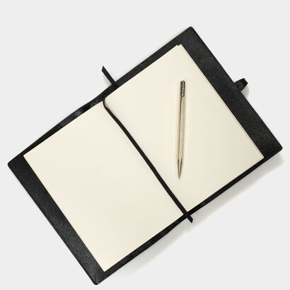 Bespoke A5 Journal by Anya Hindmarch