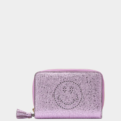 Compact Wallet Smiley by Anya Hindmarch