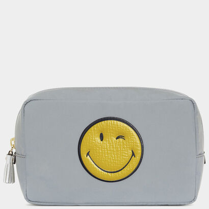 Wink Make-Up Pouch in {variationvalue} from Anya Hindmarch