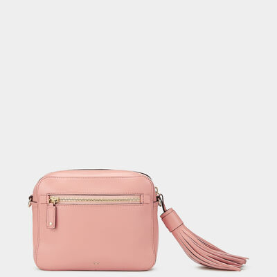 Smiley Cross-Body in {variationvalue} from Anya Hindmarch