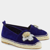 Egg Espadrilles by Anya Hindmarch
