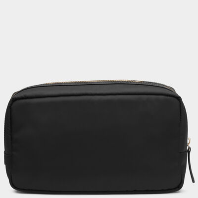 Essentials Wash Bag by Anya Hindmarch