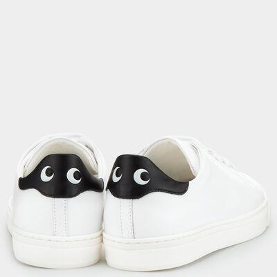 Men's Eyes Sneakers by Anya Hindmarch