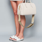 Vere Barrel With Egg Strap by Anya Hindmarch