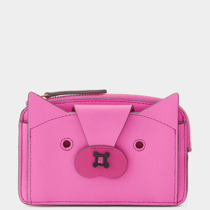 Fox Compact Wallet by Anya Hindmarch