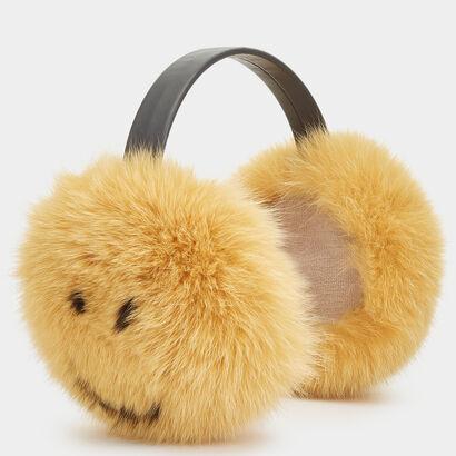 Ear Muffs by Anya Hindmarch