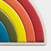 Oversized Rainbow Sticker