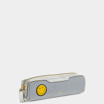 Wink Pencil Case by Anya Hindmarch