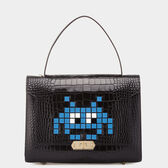 Space Invaders Small Bathurst Satchel