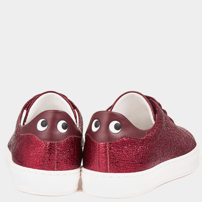 Eyes Sneakers by Anya Hindmarch