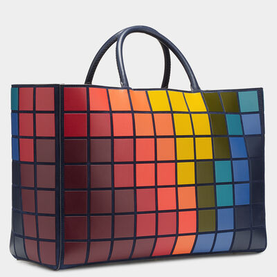Giant Pixels Maxi Featherweight Ebury in {variationvalue} from Anya Hindmarch