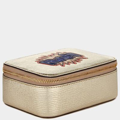 Phwoar!! Medium Keepsake Box by Anya Hindmarch