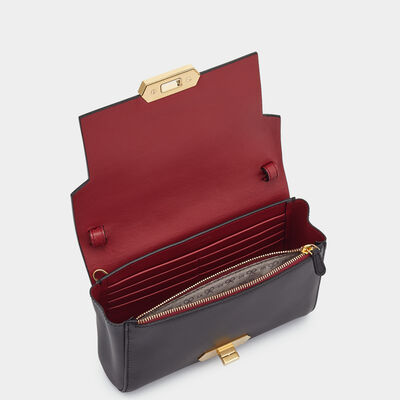 Bathurst Wallet-on-a-Chain by Anya Hindmarch
