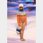 Hand Knitted Jumper by Anya Hindmarch