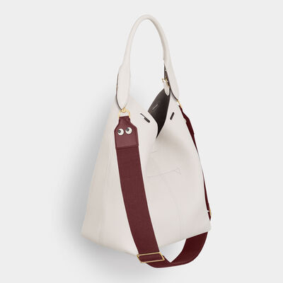 Eyes Cotton Shoulder Strap by Anya Hindmarch