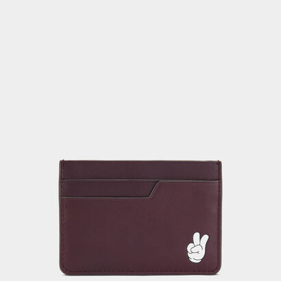 Victory Card Case by Anya Hindmarch