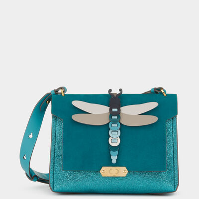 Dragonfly Extra-Small Bathurst Satchel by Anya Hindmarch