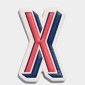 X Sticker by Anya Hindmarch