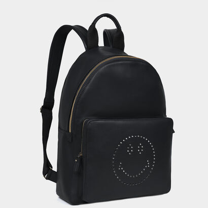 Smiley Backpack by Anya Hindmarch