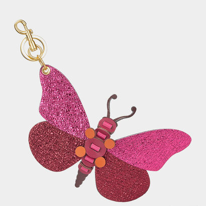 Butterfly Tassel by Anya Hindmarch