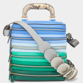 Circle Six Zip Stack by Anya Hindmarch