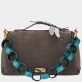 Dragonfly Soft Bathurst Satchel by Anya Hindmarch