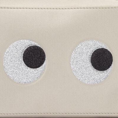 Eyes Chain Clutch by Anya Hindmarch