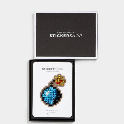 Diamante Sticker