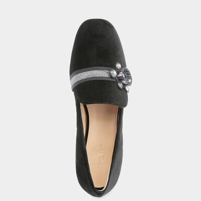 Diamante Circulus Loafers by Anya Hindmarch