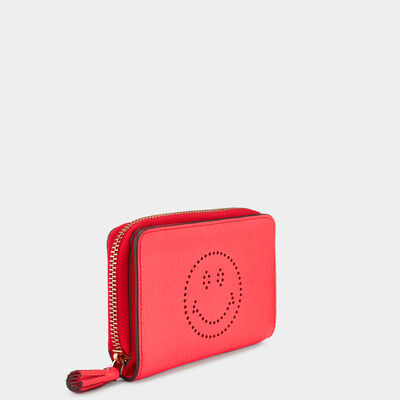 Smiley Compact Wallet