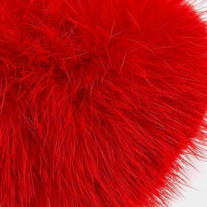 Heart Fur Sticker