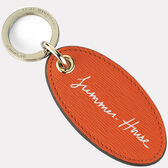 Bespoke Key Tag by Anya Hindmarch