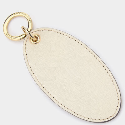Bespoke XL Key Tag by Anya Hindmarch