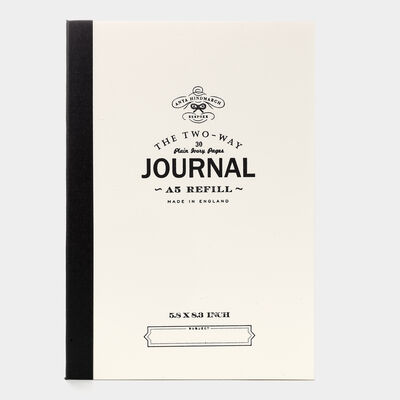 Bespoke Two Way Journal Refill A5 by Anya Hindmarch