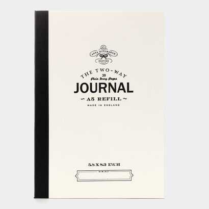 Bespoke Two Way Journal Refill A5