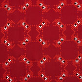 Space Invaders Silk Scarf