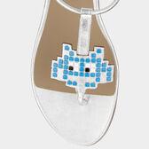 Space Invaders Sandal
