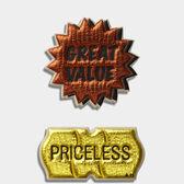 Priceless Stickers