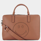 Men's Smiley Walton Briefcase