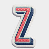Z Sticker by Anya Hindmarch
