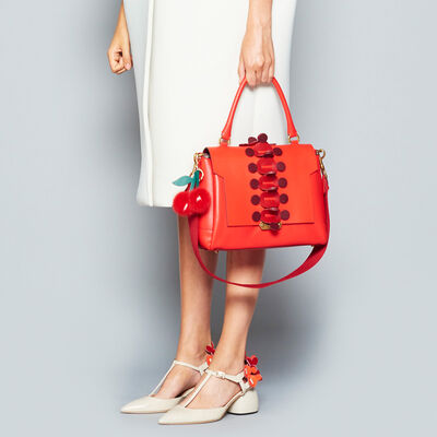 Apex Small Bathurst Satchel by Anya Hindmarch