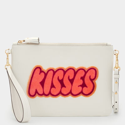 Kisses Pouch  by Anya Hindmarch