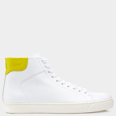 Men's Smiley Wink High-Tops by Anya Hindmarch